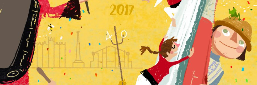 CARTELL FESTA MAJOR CLOT-CAMP DE L'ARPA 2017
